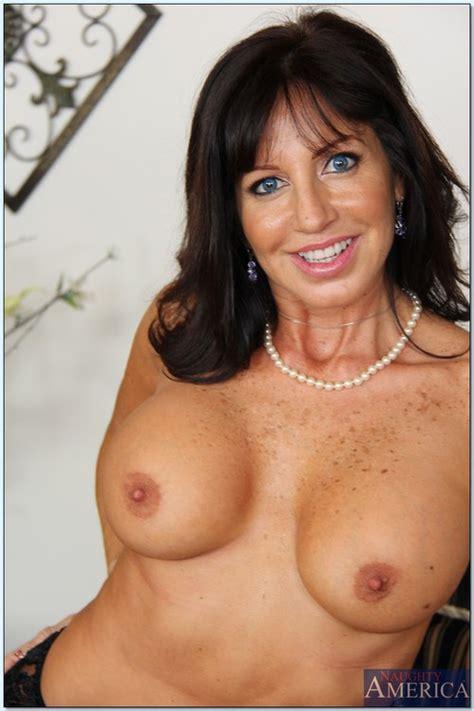 filthy milf babe seducing in her slutty lingerie photos