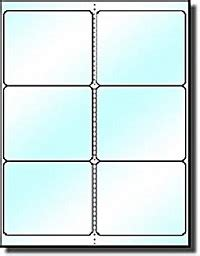 avery label templates 5164 120 laser only cystal clear 4 x 3 1 3 labels six per sheet use avery 174 5164 template 20 sheets