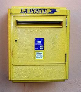 Boite Au Lettre Originale : postes telegraphes et telephones france ~ Dailycaller-alerts.com Idées de Décoration