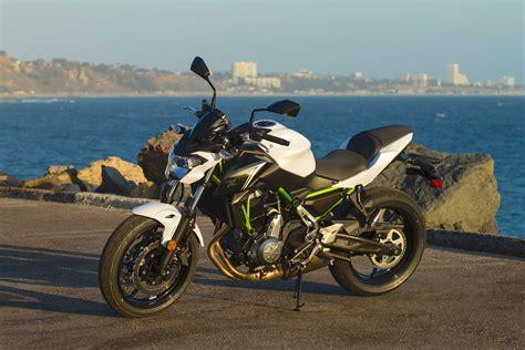 Review Kawasaki Z650 by 2017 Kawasaki Z650 Review Stripped