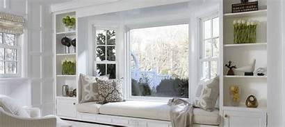 Window Minimalist Seat Open Windows Point Focal