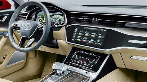 2019 Audi A6  Interior Youtube