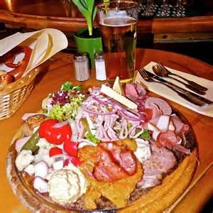 bayerische küche bayrische brotzeit