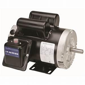 3 Hp Compressor Duty Motor