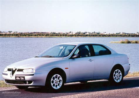 Alfa Romeo 156  1997, 1998, 1999, 2000, 2001, 2002, 2003