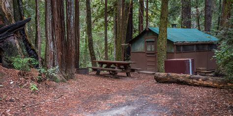 huckleberry campground outdoor project