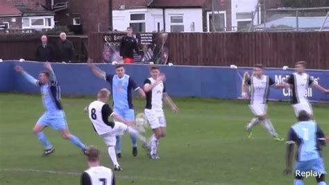 Long Eaton United 0-3 Worksop Town FA Vase 1st Round (01 ...