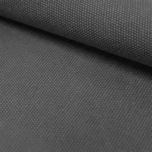 Danila Grey, Grey plain Cotton fabric