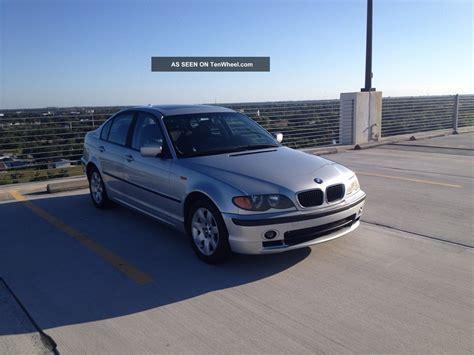 2003 Bmw 325 Xi by 2003 Bmw 325xi Awd Sport Florida