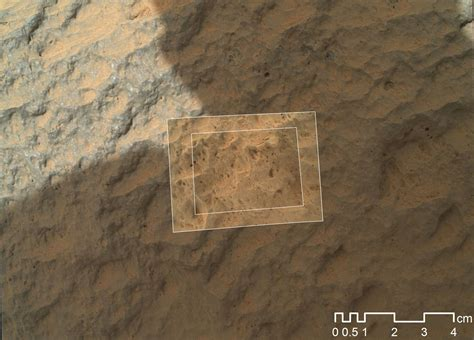Mars Hand Lens Imager Nested Close-Ups of Rock 'Jake ...
