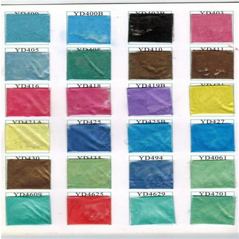 1kg with 90 colors can choose 20 colors pearl pigment mica