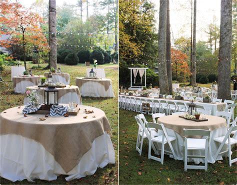 rustic vintage backyard wedding  emily hearn rustic