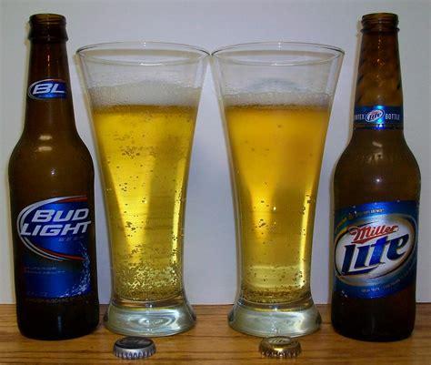 is bud light a pilsner s bier bud light vs miller lite
