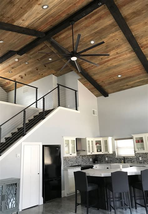 Stained Shiplap by Check Out This Great Interior Using Our Pine Shiplap