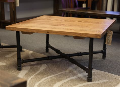 30067 black pipe furniture newest industrial coffee table coffee table with black iron pipe