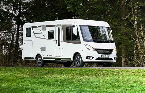 German Motorhome Manufacturer, Hymer, Reveals All-new