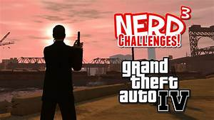 Nerd Challenges Be The Police GTA IV YouTube