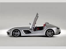 2009 MercedesBenz McLaren SLR Stirling Moss Photo Gallery