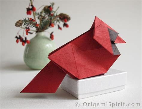 origami christmas decorations step by step http www v 3buj gxzykg by leyla torres orogami birds