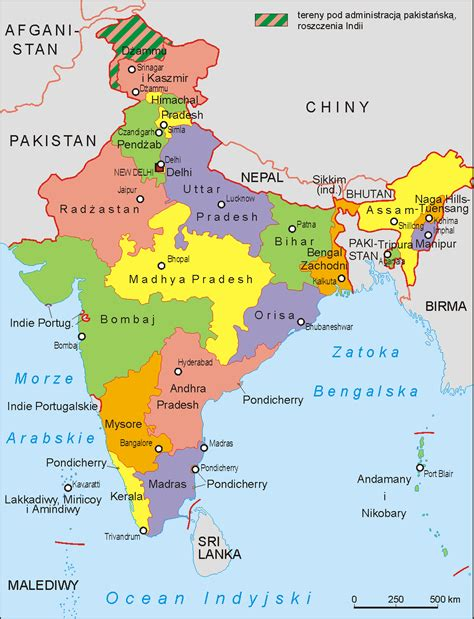 fast  changed  map  india guruprasads portal