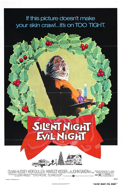 poster for black christmas aka silent night evil night