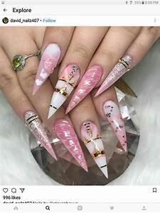 Ongles Pinterest : pinterest kiania nail art id es vernis ongles ongles et ongles chaudes ~ Melissatoandfro.com Idées de Décoration