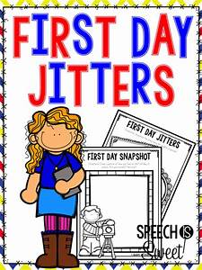First Day Jitters Freebie