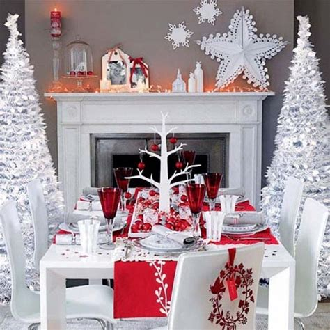 winter wonderland christmas decorating ideas