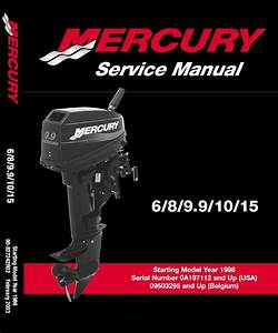 Parsun 15hp 2 Stroke Service Manual