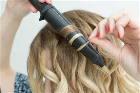 Appareil Pour Onduler Les Cheveux Onduler Ses Cheveux Boucleurs Ghd Curve Revue Et