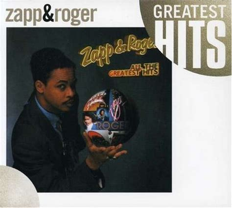 all the greatest hits zapp roger music album product