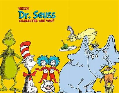Seuss Dr Character Which Quiz Zimbio Characters