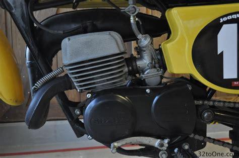 1978 Suzuki Rm80 -9 Images