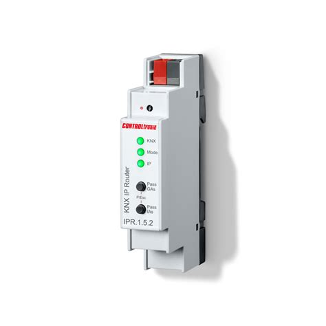 knx ip router controltronic