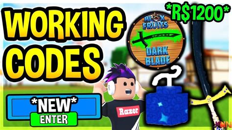 Claim them now before it's too late! Roblox Blox Fruits Codes (January 2021)