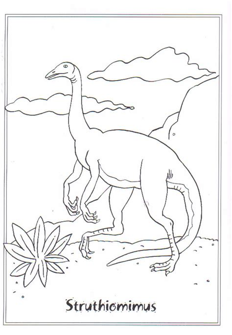 kids  funde  ausmalbilder von dinosaurier