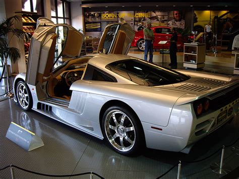 Taken At The Saleen Store At The