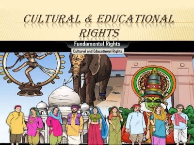 cultural  educational rights  article