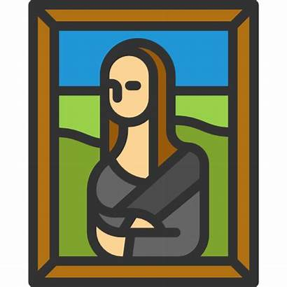 Icon Painting Museum Canvas Portrait Icons Flaticon