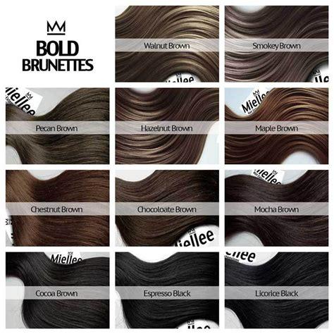 light ash brown hair color chart light ash brown balayage silky remy human hair