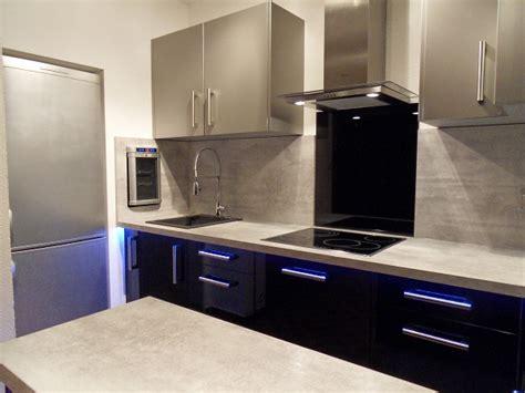 hauteur hotte de cuisine hauteur credence sous hotte maison design bahbe com