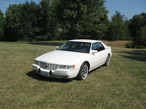 Sell Used Cadillac Sts Seville Vogue Tires Carriage