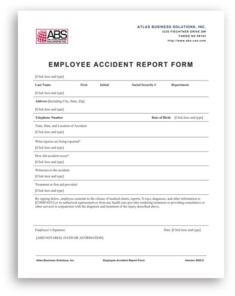 car accident release form car accident