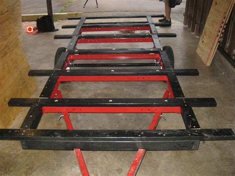 Harbor Freight Tools Boat Trailer by Expand Width Of Harbor Freight Trailer Crafty