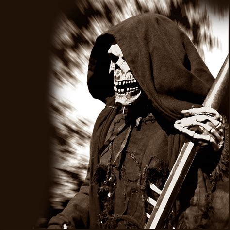 Free photo: Grim Reaper, The Death - Free Image on Pixabay