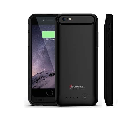 best battery for iphone 6 best iphone 6 battery cases 4 slim ways to protect