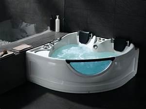 Leroy Merlin Baignoire Balneo : faites vous le plaisir de la baignoire jacuzzi ~ Melissatoandfro.com Idées de Décoration