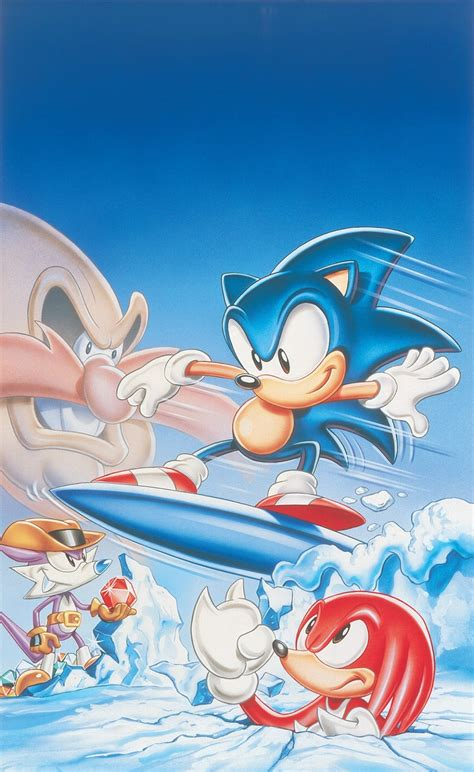 Sonic the Hedgehog: Triple Trouble (Game) - Giant Bomb