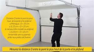 Porte De Garage Motorisée Somfy : comment motoriser une porte de garage avec le gdk 700 ~ Edinachiropracticcenter.com Idées de Décoration