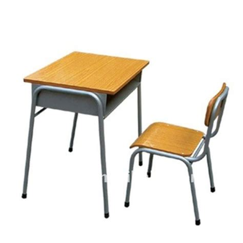 school chair and table simple student furniture school